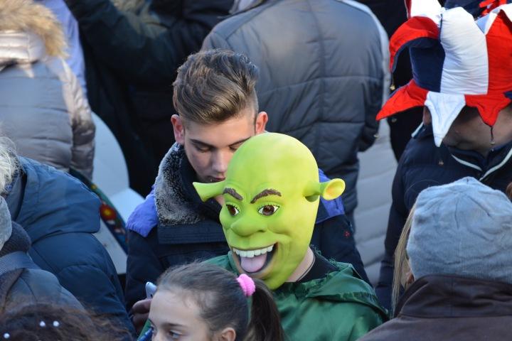 maschera di Shreck